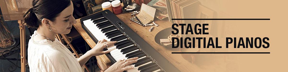 Privia Digital Pianos